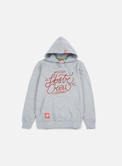 Hooded Sweatshirts Lobster Corsivo Hoodie