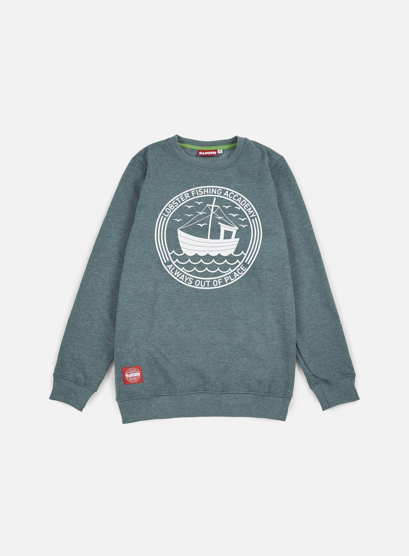 Lobster - Fishing Crewneck, Midnight
