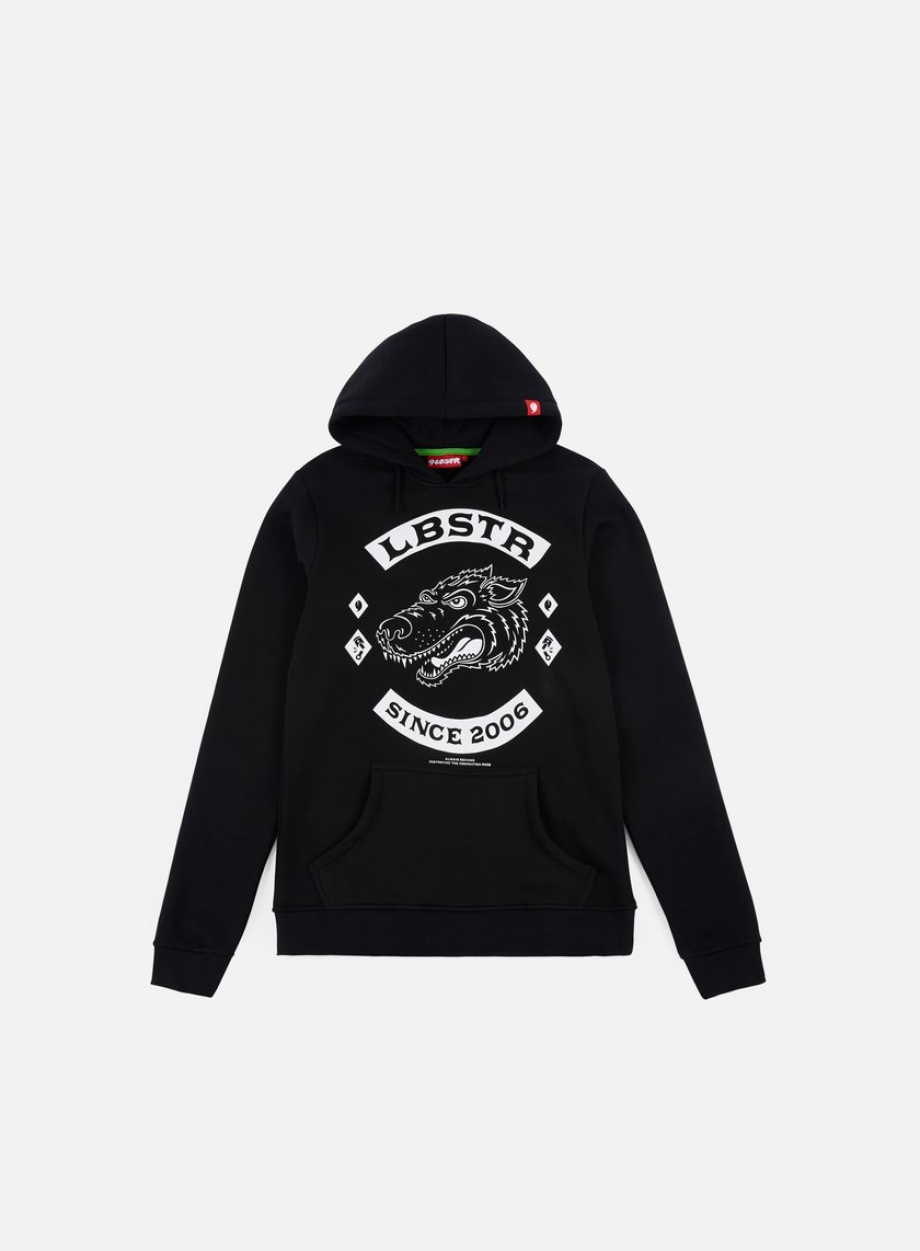 Lobster - Gear Hoodie, Black