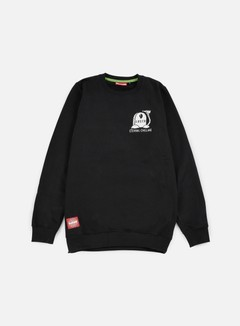 Lobster - Rip Crewneck, Black 1