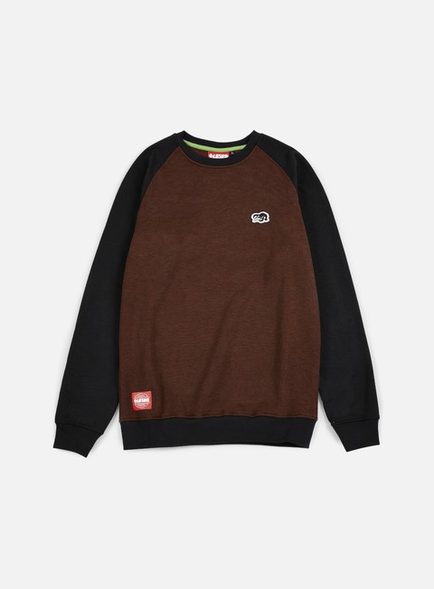 Felpe Girocollo Lobster Rust Crewneck