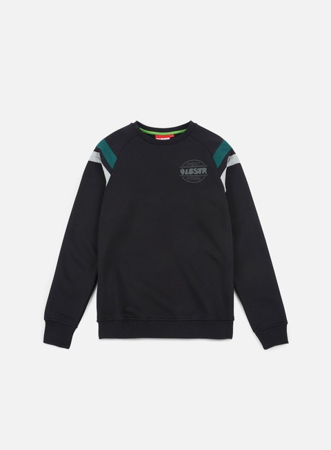 felpe lobster strike crewneck black