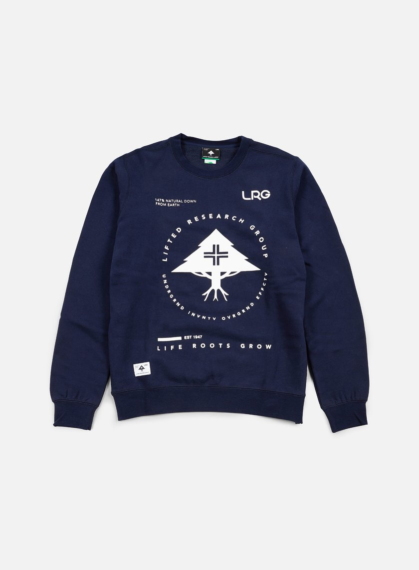 LRG - RC Crewneck, Navy