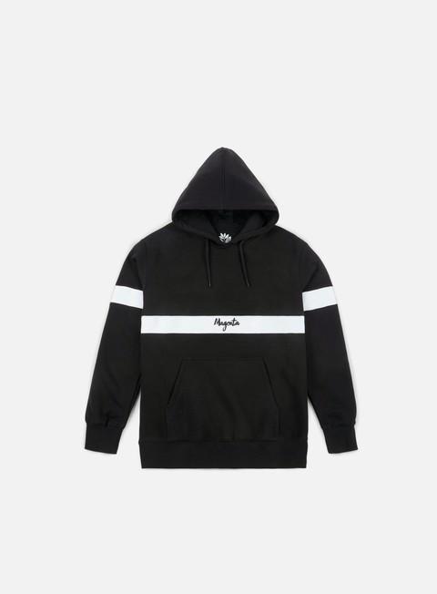 felpe magenta 96 hoodie black