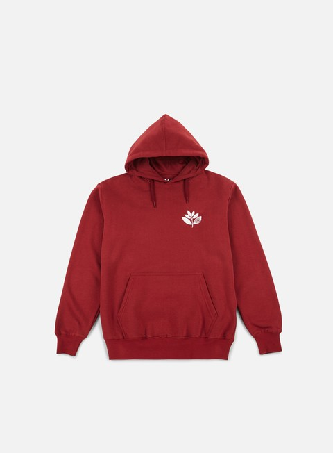 felpe magenta classic hoodie burgundy