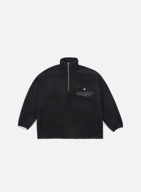 Outlet e Saldi Zip hoodie Magenta North Fleece