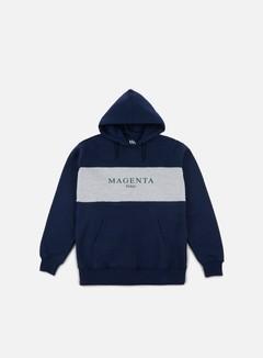 Magenta - Paris Hoodie, Navy 1