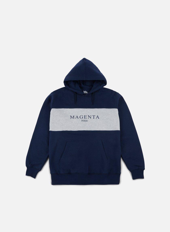 Magenta - Paris Hoodie, Navy