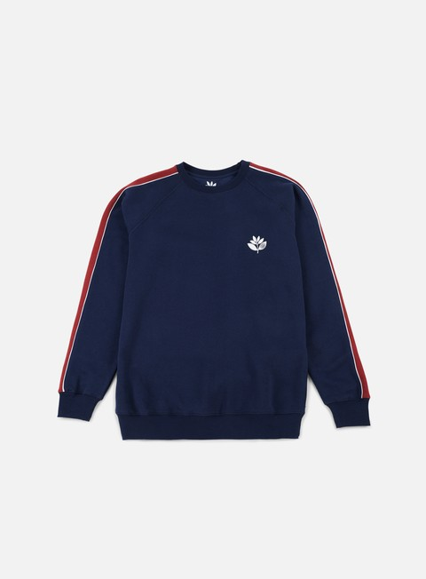Sale Outlet Crewneck Sweatshirts Magenta Team Crewneck