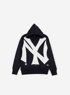 Majestic - Bater Loopback OTH Hoody NY Yankees, Navy 1
