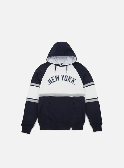 Sale Outlet Hooded Sweatshirts Majestic Block Oth Hoody NY Yankees