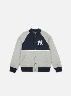Felpe College Majestic Fleece Letterman Jacket NY Yankees 22c4bd85647