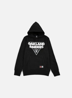 Majestic - Tamer Oth Graphic Hoody Oakland Raiders, Black 1