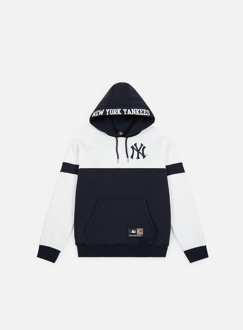 Sale Outlet Hooded Sweatshirts Majestic Wells Fashion Hoody NY Yankees