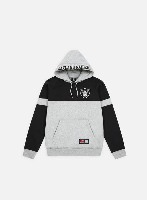 Sale Outlet Hooded Sweatshirts Majestic Wells Fashion Hoody Oakland Raiders