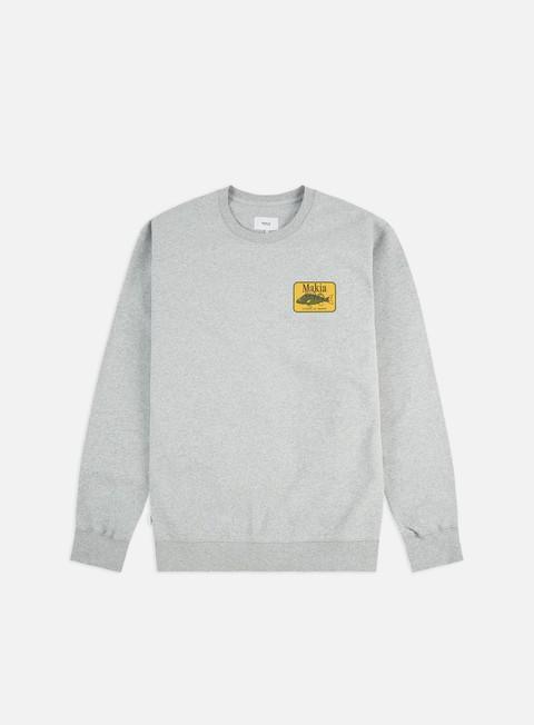 Sale Outlet Crewneck Sweatshirts Makia Abbore Crewneck