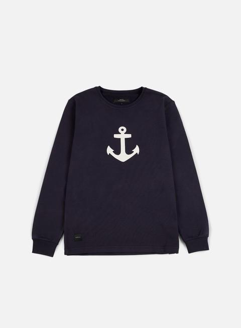 Sale Outlet Crewneck Sweatshirts Makia Anchor LS Crewneck