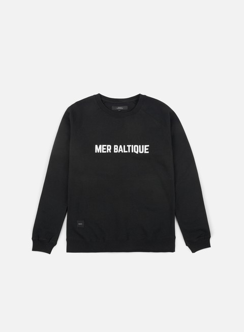 felpe makia baltique sweatshirt black