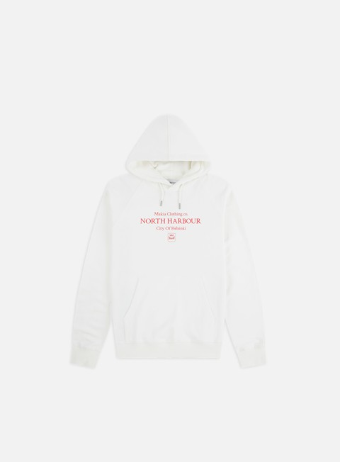 Makia District Hooded Sweatshirt