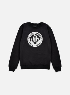 Makia - Harbour Sweatshirt, Black 1