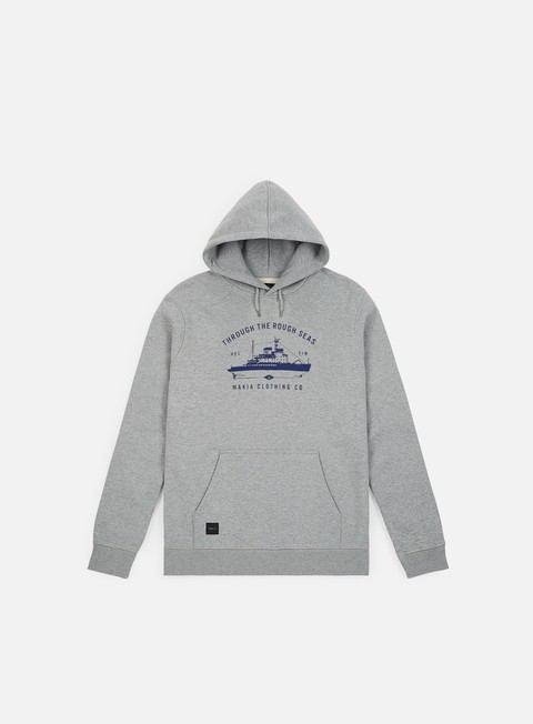 Makia Heading Hooded Sweatshirt