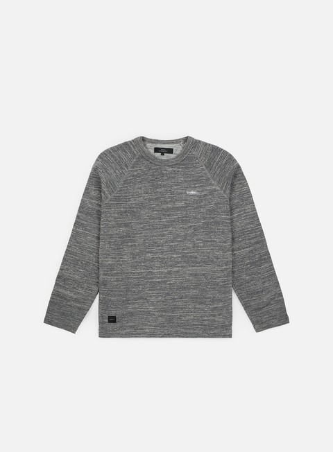 felpe makia herring sweatshirt grey