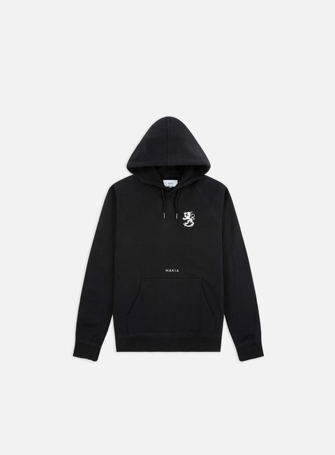 Makia Leo Hooded Sweatshirt