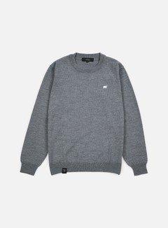 Makia - Merino Knit, Grey 1