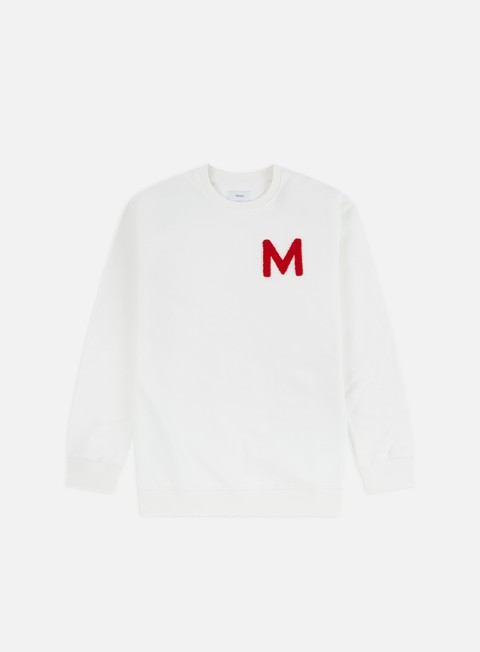 Outlet e Saldi Felpe Girocollo Makia Mono Crewneck Sweatshirt
