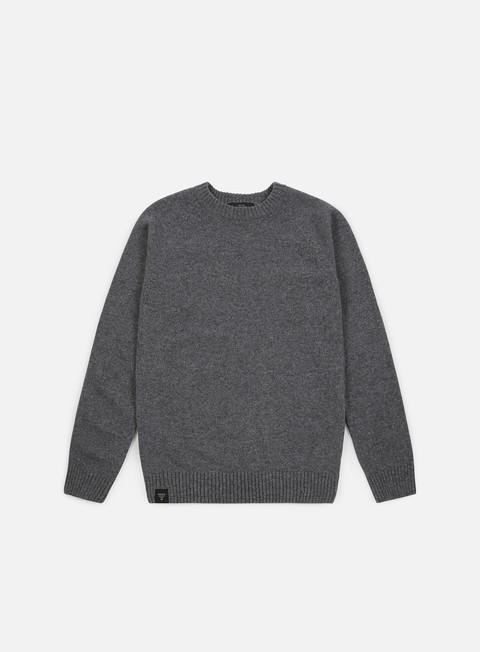 felpe makia nordic knit grey