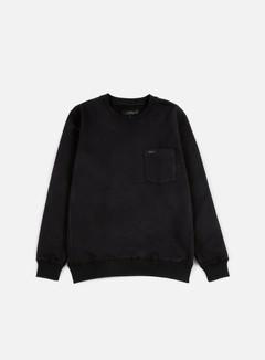 Makia - Pocket Sweatshirt, Black 1