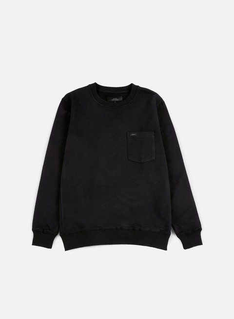 Felpe Girocollo Makia Pocket Sweatshirt