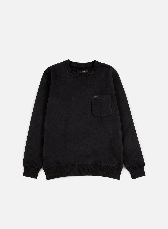 Makia - Pocket Sweatshirt, Black