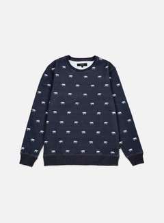 Makia - Polar Sweatshirt, Blue 1
