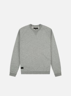 Makia - Raglan Sweatshirt, Grey