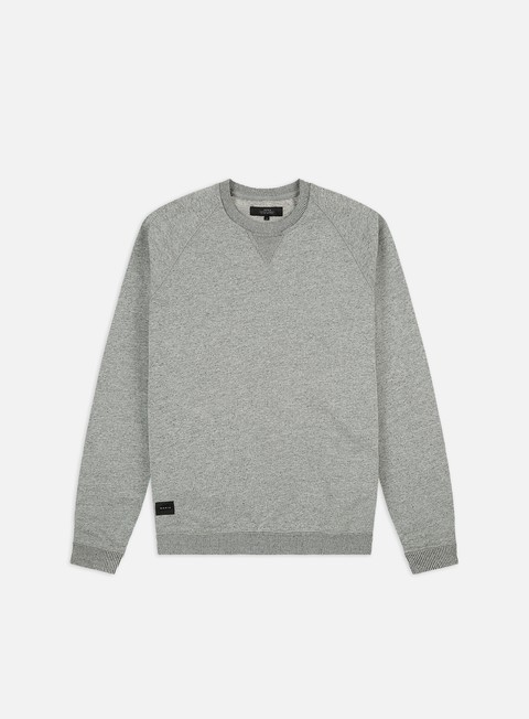 felpe makia raglan sweatshirt grey