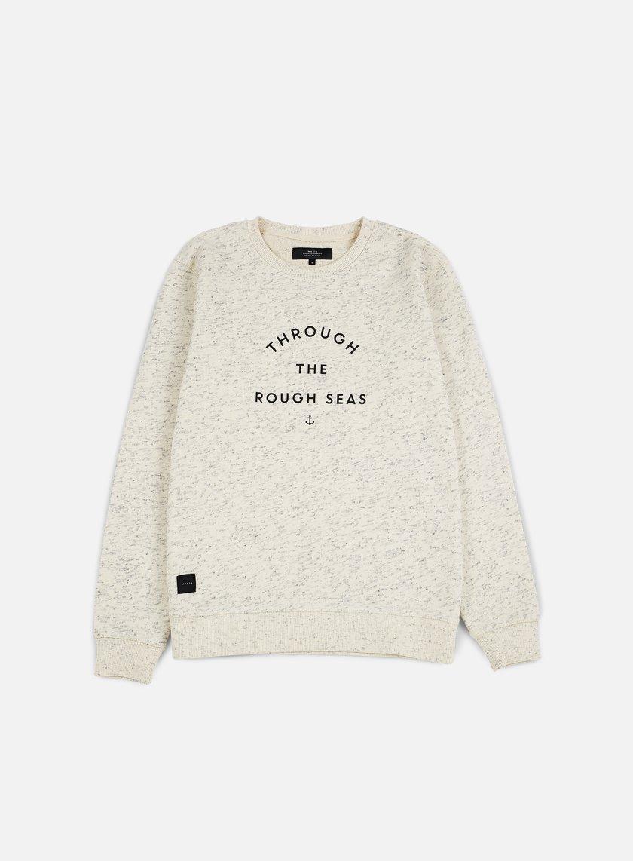 Makia - Rough Seas Sweatshirt, Ecru