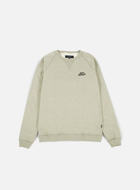 Sale Outlet Crewneck Sweatshirts Makia Script Sweatshirt