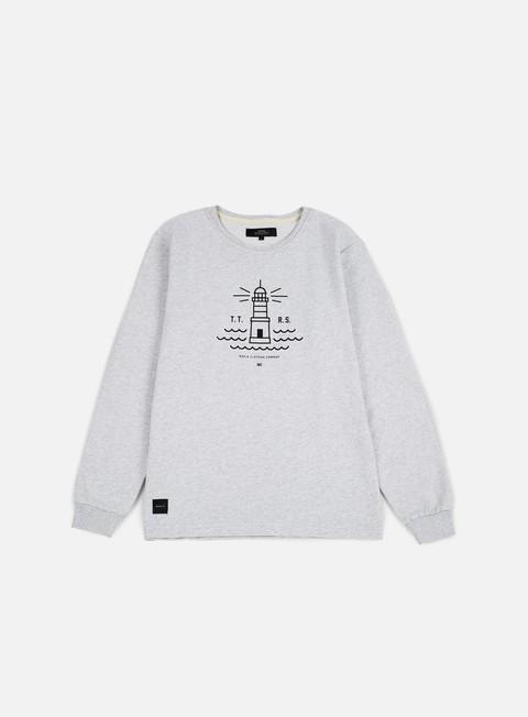 Sale Outlet Crewneck Sweatshirts Makia TTRS LS Crewneck