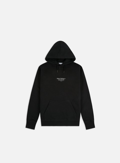 Sale Outlet Hoodie Makia Von Wright Caught Hoodie