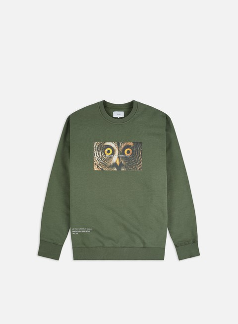 Makia Von Wright Stare Crewneck