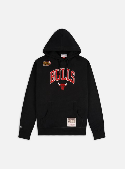 Mitchell & Ness Arch Hoodie Chicago Bulls