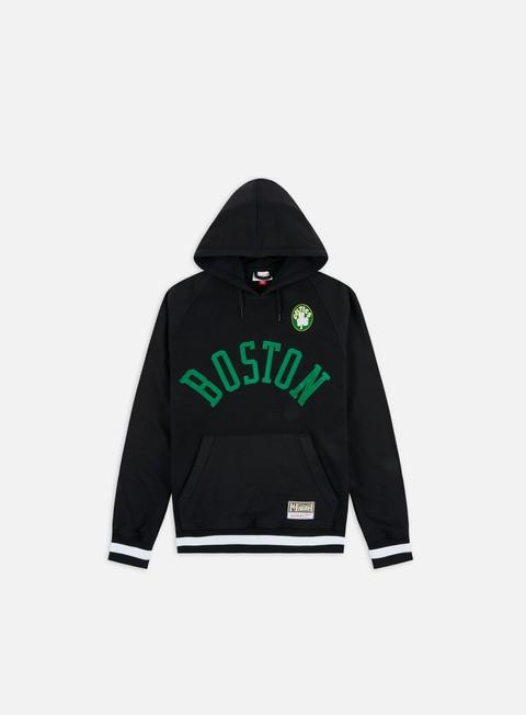 Hooded Sweatshirts Mitchell & Ness Gametime Hoodie Boston Celtics