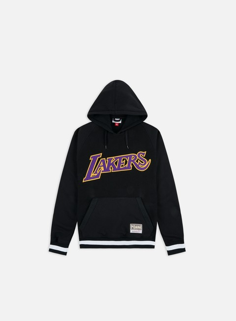 Felpe con Cappuccio Mitchell & Ness Gametime Hoodie LA Lakers