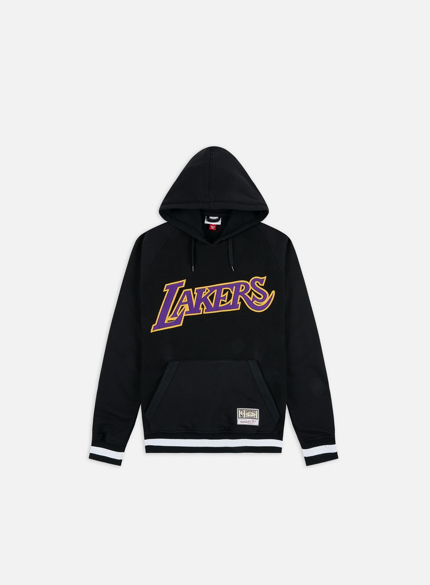 Mitchell & Ness Gametime Hoodie LA Lakers