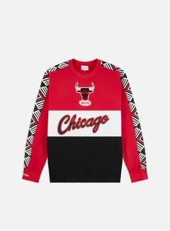 Mitchell & Ness Leading Scorer Fleece Crewneck Chicago Bulls