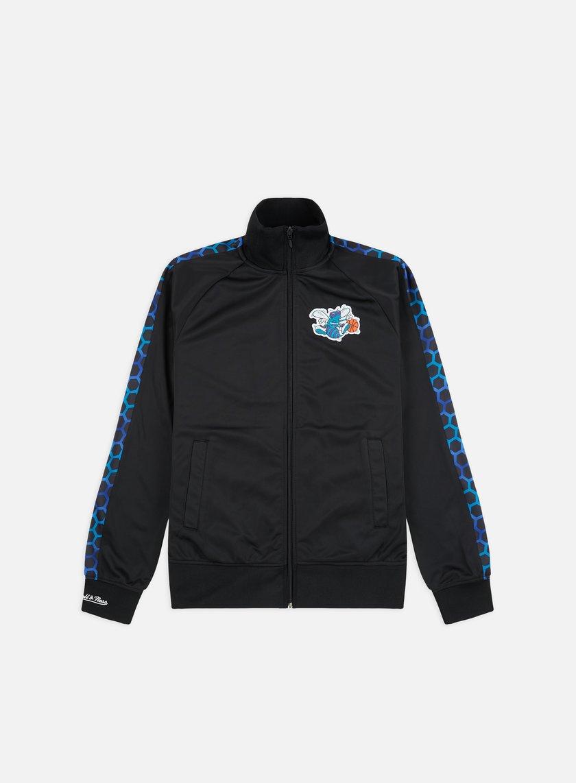Mitchell & Ness NBA Track Jacket Charlotte Hornets