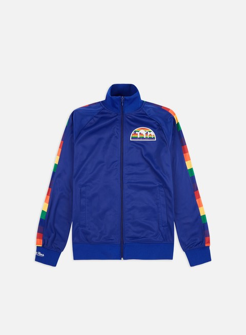Track top Mitchell & Ness NBA Track Jacket Denver Nuggets