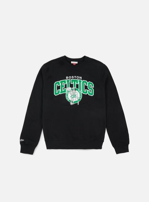 Crewneck Mitchell & Ness Team Arch Crewneck Boston Celtics