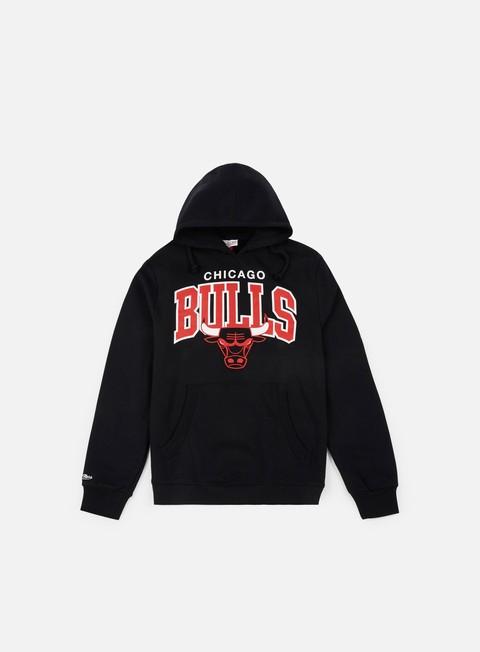 Hoodie Mitchell & Ness Team Arch Hoody Chicago Bulls